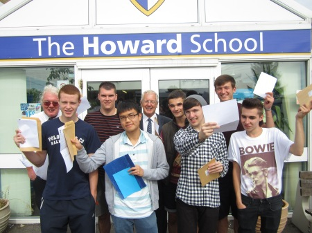Howard group shot