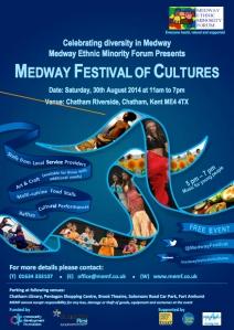Medway Festival Poster (1)