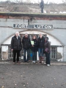 Fort Luton