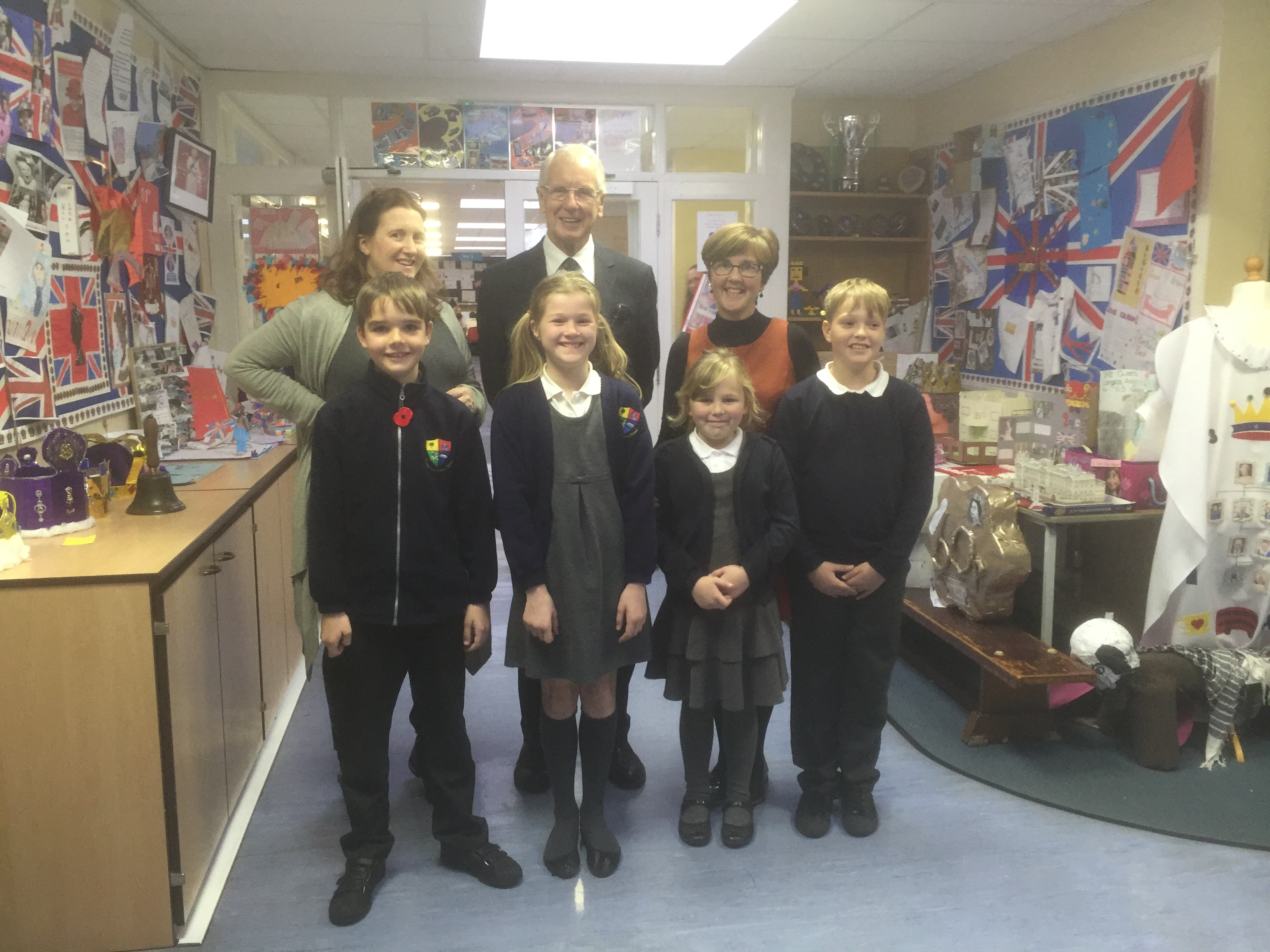 a great visit to thames view primary school